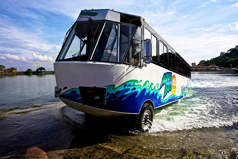 Aquabus City Tour Panama The Exciting Way To Experience